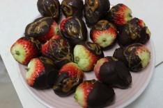 Chocolate Strawberries!