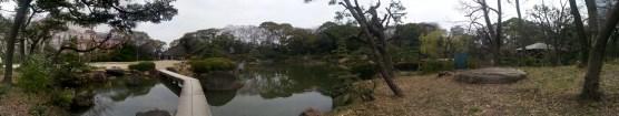 Japanischer Garten im Nationalpark