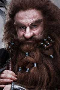 The Hobbit Character Portrait submod for 3X 10