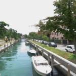 Kanal på Lido