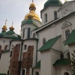 St. Sofia-katedralen Kiev