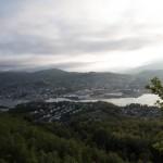 Utsikt fra Gansåsen
