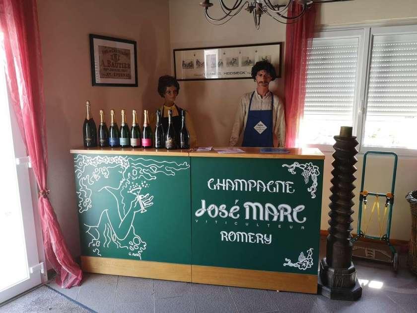 Champagne José Marc