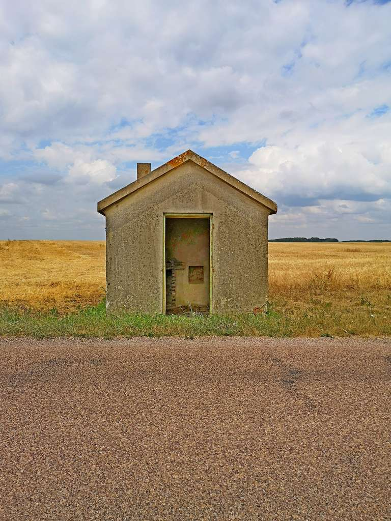 Veivokter hus - D444