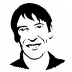 Zach Brown, as drawn by Miles Traer for the Generation Anthropocene interview.
