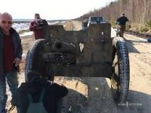 76.2 Mm Regimental Gun M1927 In Estonia Updated