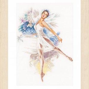 Lanarte Borduurpakket - Ballerina