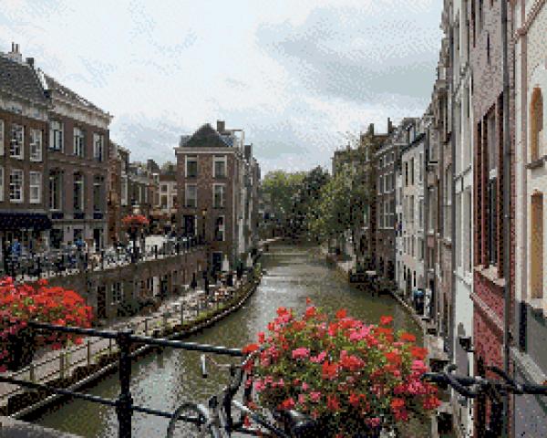 MyHobby borduurpakket - Utrecht (Nederland)