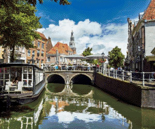 MyHobby borduurpakket - Alkmaar (Nederland)