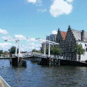 MyHobby borduurpakket - Haarlem (Nederland)