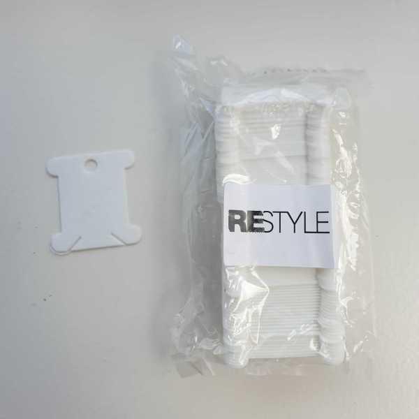 Wikkelkaartjes Restyle 100 stuks plastic 3