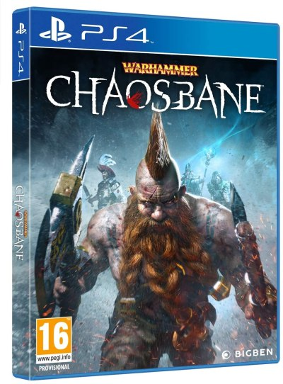 Warhammer Chaosbane - Ps4
