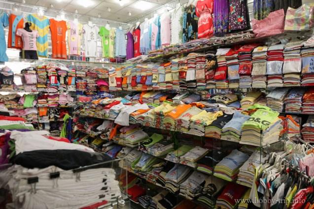 Магазин за дрехи в Хургада, Египет