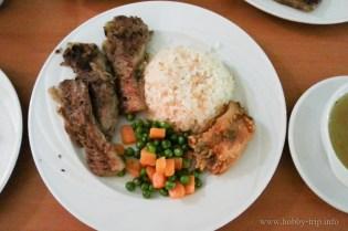 Предястие за вечерята ни в Sun and Sea - Хургада, Египет - 2