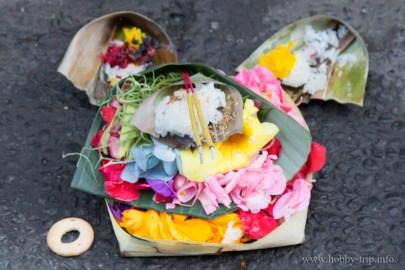Дарове за боговете - Кута, Бали