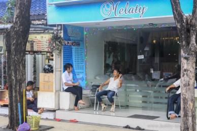 Масажно студио в град Кута, остров Бали