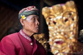 Портрет на индонезийски музикант