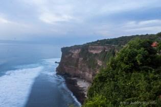 Преди да се стъмни - Уливату, Бали