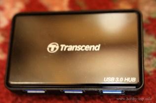 Transcend USB 3.0 Hub