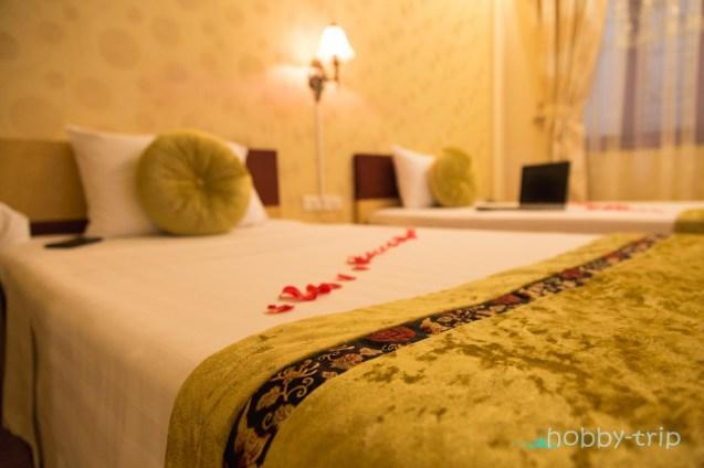 Стая в Hanoi Culture Hostel