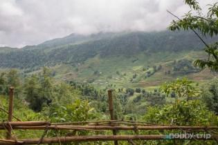 Планината SAPA - Виетнам