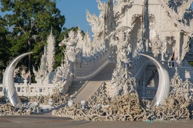 Wat Rong Khun - Chiang Rai, Thailand