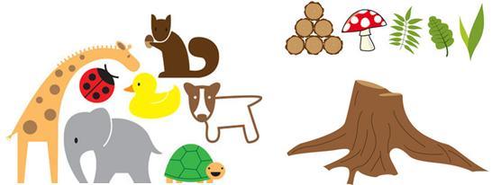 Kinderkamer nieuwe look en zelf stickers ontwerpen  Hobby