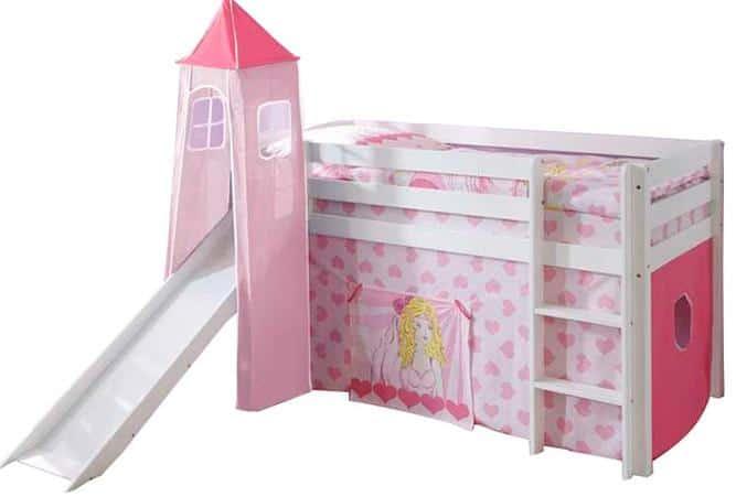 Als Prinsessen en Piraten in de kinderslaapkamer  Hobby