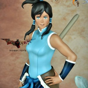 Коллекционная фигурка LEGEND OF KORRA Avatar Korra Collector Figure