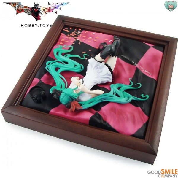 Vocaloid - Hatsune Miku - 1/8 - World is Mine Brown Frame ver.