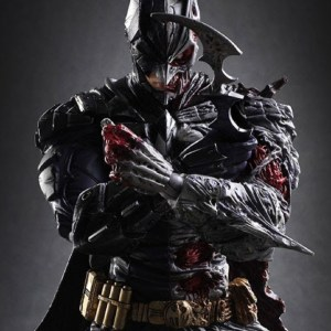 Коллекционная фигурка из комиксов Square Enix DC Comics Variant Play Arts Kai Batman Rogues Gallery: Two-Face Action Figure