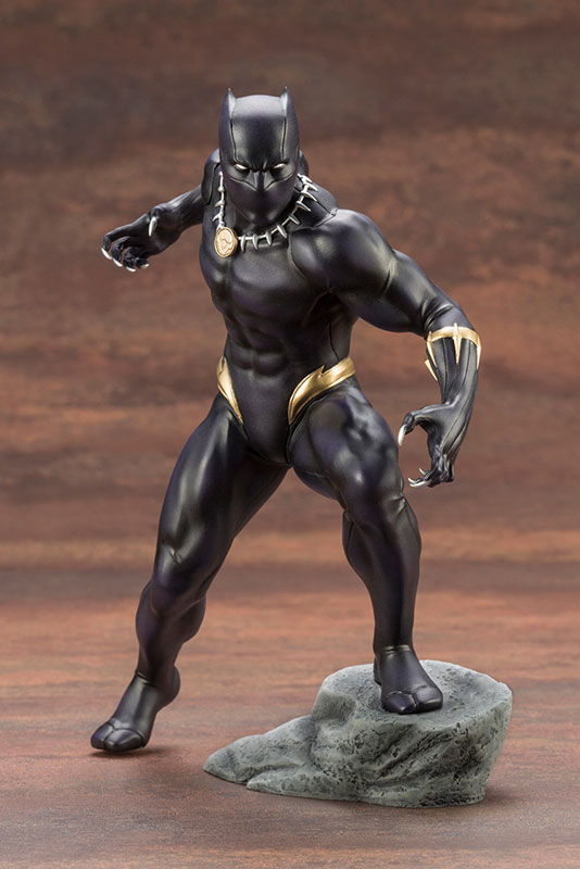 Картинки по запросу Marvel ArtFX+ Statues - 1/10 Scale Black Panther