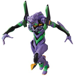 Medicom Toy MAFEX No. 080 Evangelion EVA-01 Action Figure