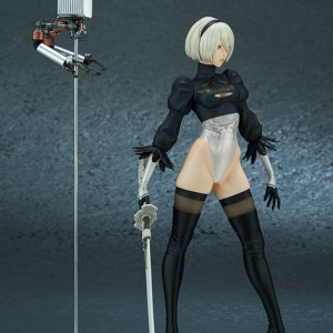 Коллекционная фигурка 2B из игры NieR: Automata DX Set