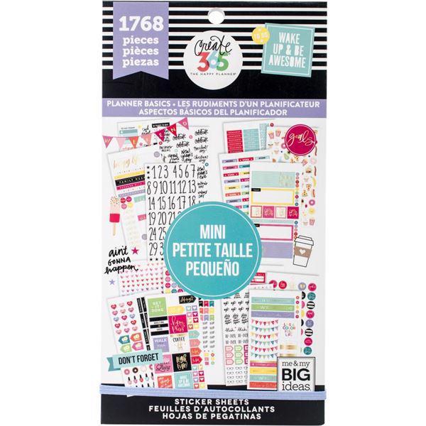 Happy Planner - Happy Planner / Sticker Value Pack - MINI ...