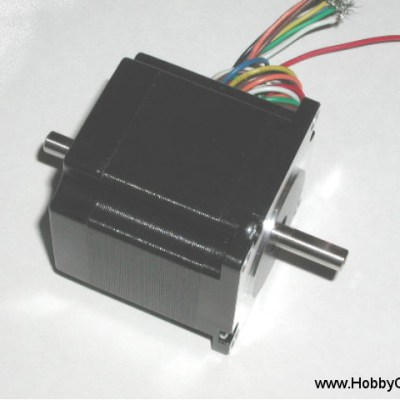 Stepper Motors - HobbyCNC on