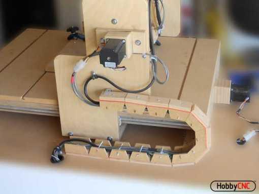 HobbyCNC DIY CNC Router Plans