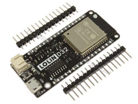 Wemos/Lolin D32 ESP32 development board (HCWEMO0014) - forum ...