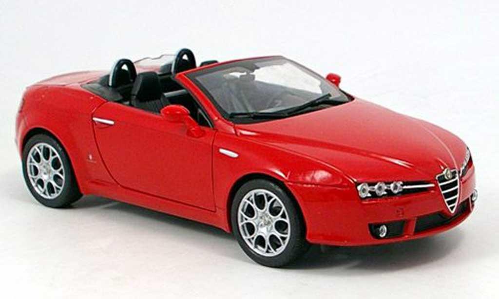 Alfa Romeo Spider Model Cars HobbyDB