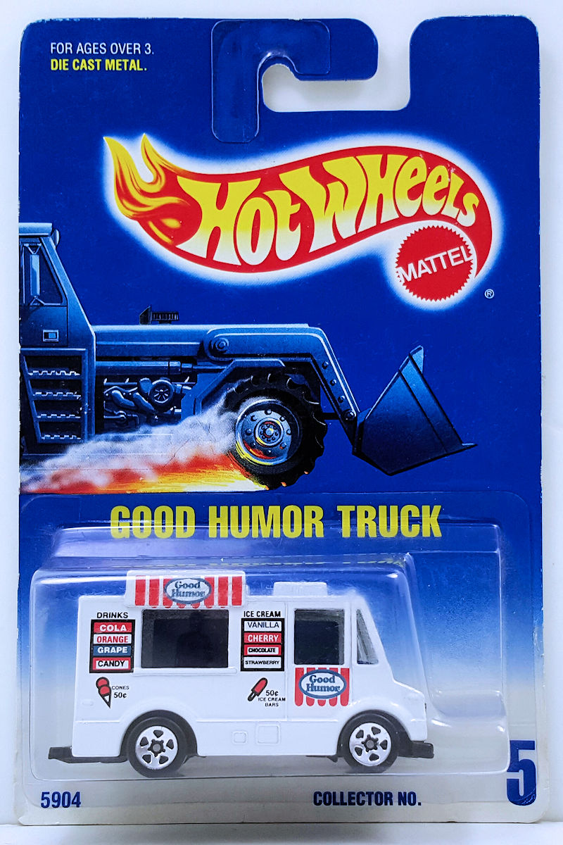 Good Humor Truck  Model Trucks  hobbyDB