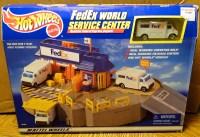 FedEx World Service Center   Model Vehicle Sets   hobbyDB