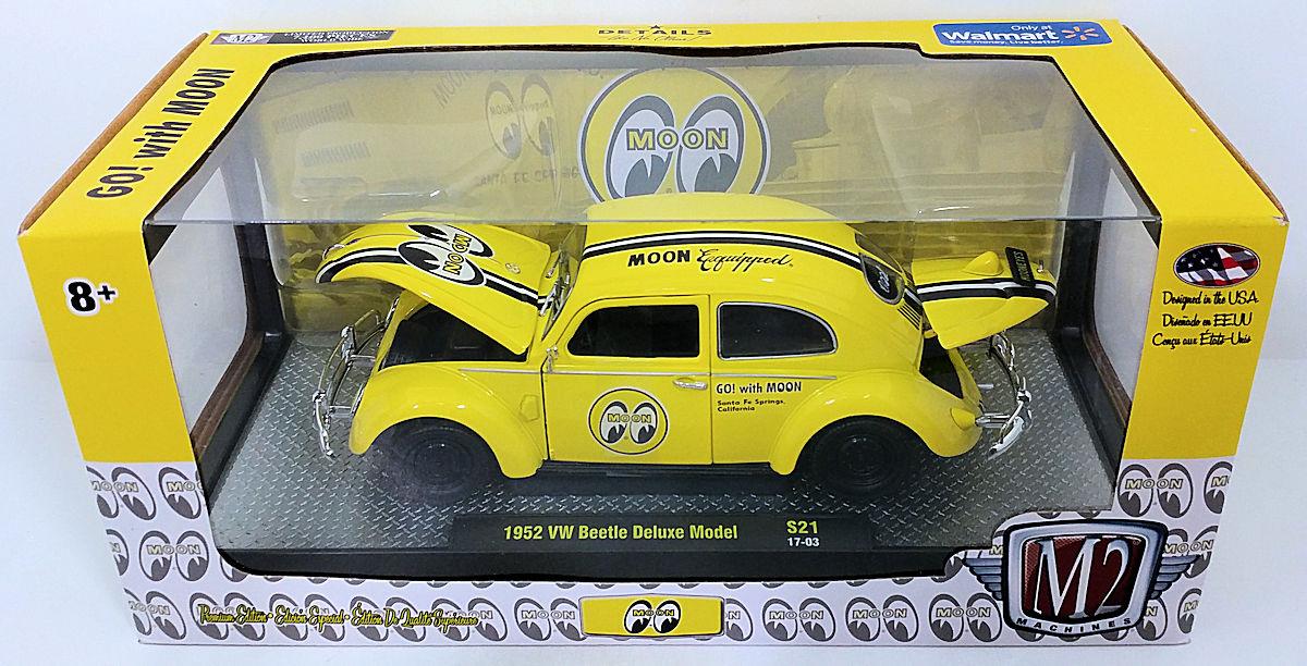 1952 VW Beetle Deluxe Model  Model Cars  hobbyDB