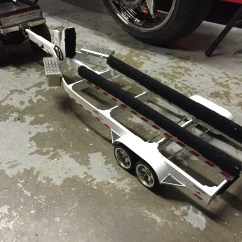 Boat Trailer Single Or Dual Axle Iphone Schematic And Wiring Diagram Comier Quotmiss Geico Quot Rc Model