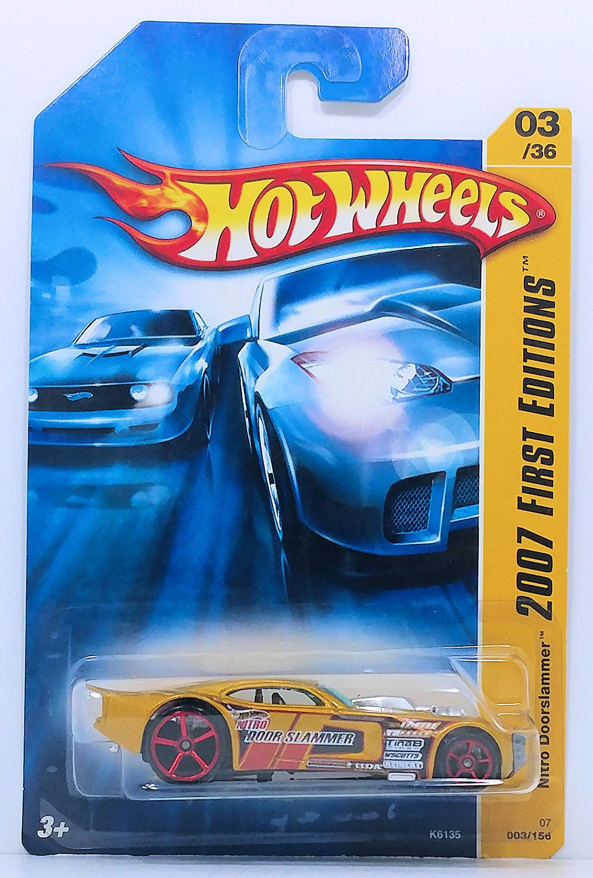 Nitro Doorslammer Model Cars HobbyDB