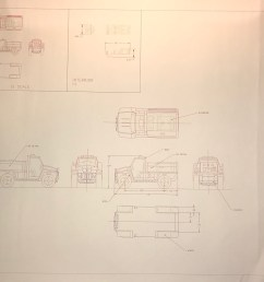 matchbox foam fire truck preliminary drawing drawings and paintings hobbydb [ 1741 x 1145 Pixel ]