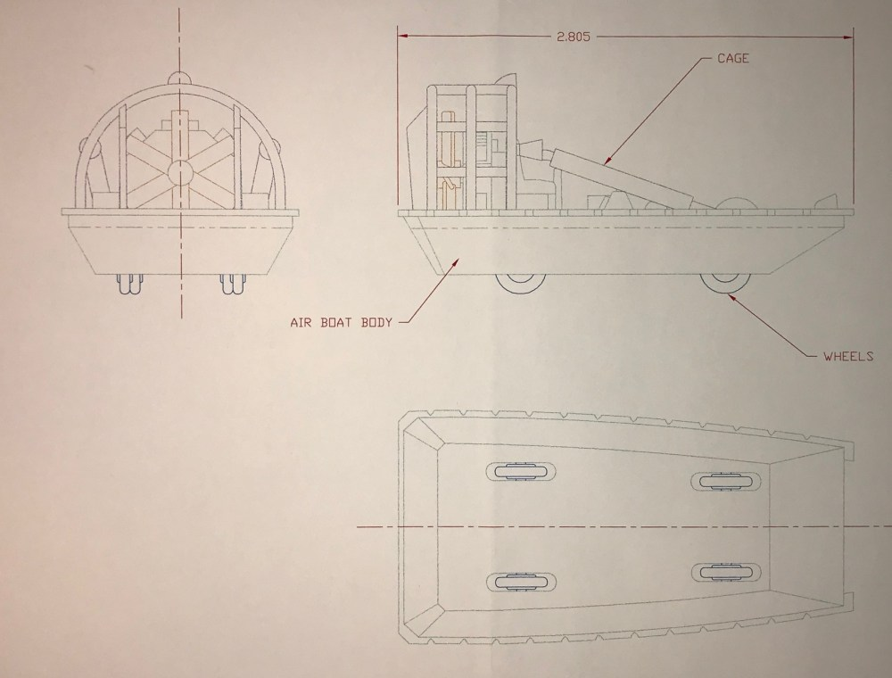 medium resolution of matchbox air boat control drawing
