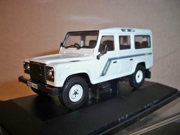1999 Land Rover Defender 110 Model Cars Hobbydb