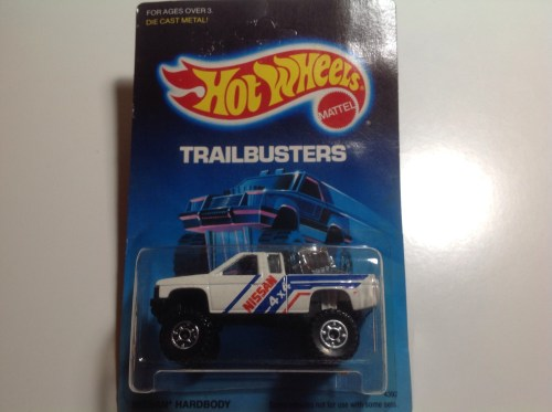small resolution of hot wheels trailbusters nissan hardbody cts wheels black plastic base 4392 the hobbydb marketplace