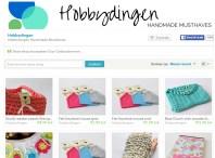 Hobbydingen etsy shop -- Onze eigen etsyshop is open! I www.hobbydingen.wordpress.com