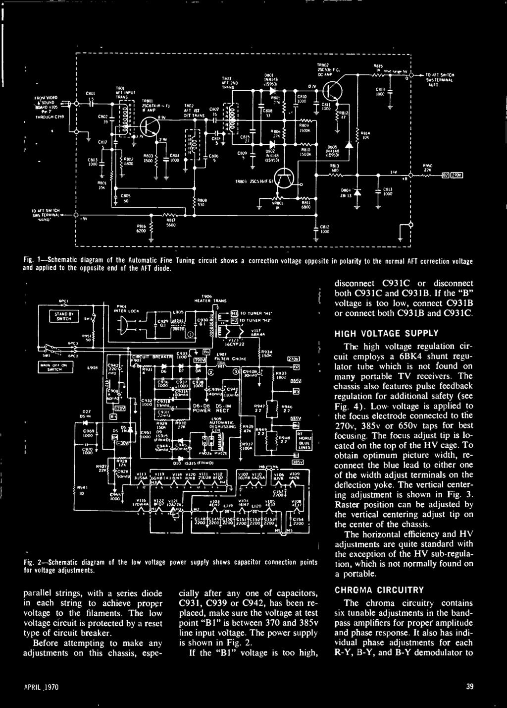 hight resolution of 1 schematic diagram of the automatic fine tuning circuit shows a and applied to the